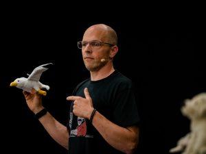 Keynote-Speaker Simon